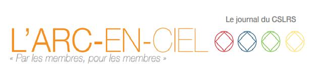 Journal l'Arc-En-Ciel du CSLRS